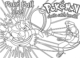 pokemon ball coloring pages printable sketch coloring