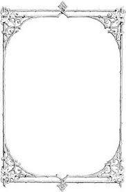 image result free printable a4 borders black white