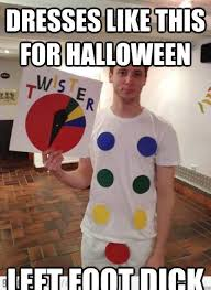 Halloween Funny Memes - dresses like this for halloween funny meme image