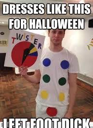Halloween Meme - dresses like this for halloween funny meme image