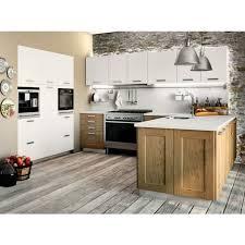cuisiniste rouen cuisine chene moderne et rustique avec laque et chene magasin rouen
