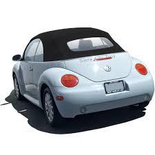 volkswagen beetle convertible tops vw beetle soft top