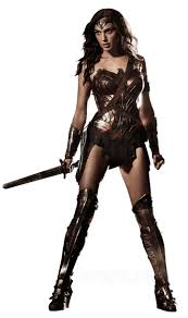 halloween costumes with white background gal gadot as wonder woman photo revealed at comic con
