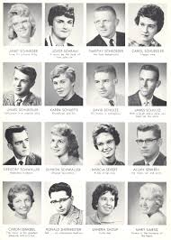 high school year books 1960 sheboygan central high school yearbook