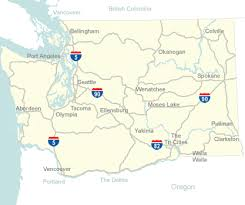map of oregon freeways wsdot washington state travel alerts