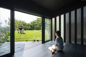 green home design news gallery of grass cave house makiko tsukada architects 1