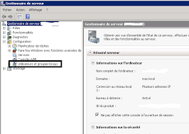 commande bureau a distance autoriser l accès à un utilisateur bureau à distance