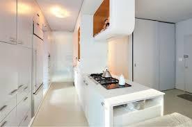 Minimalist Designer Cool Futuristic And Colourful Apartment Design On Manhattan