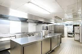 agencement cuisine professionnelle norme revetement et agencement mural et plafond pour cuisine