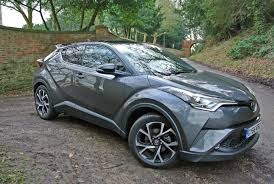 latest toyota latest toyota c hr could be aimed at people of a certain age the