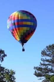 balloons that float see graceful hot air balloons float s mountains