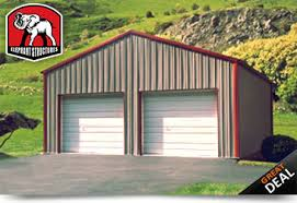 Garage With Carport Finance Your Carport Garage And Metal Buildings With Carport Com