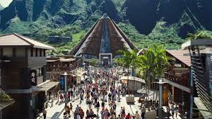 jurassic world filmed at six flags new orleans coaster101