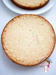 best eggless vanilla cake recipe veena azmanov