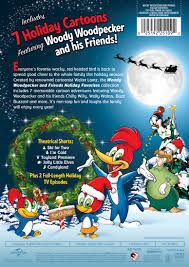 woody woodpecker and friends holiday favorites movie page dvd