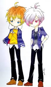 subaru anime character request shuu and subaru diabolik lovers by karinchan97 on