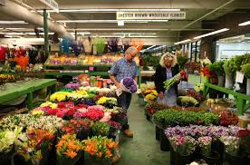 Flowers Wholesale Boston Flower Exchange Courts Buyers In Market Flowers And Cents