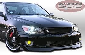 02 lexus is300 lexus is series front bumpers lexus is300 gr spec style urethane