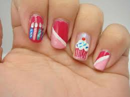 halloween nail art for kids choice image nail art designs