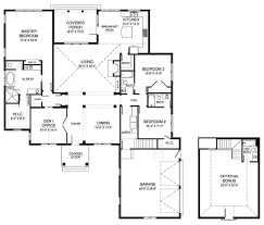 Garage Office Plans Traditional Style House Plan 3 Beds 3 00 Baths 2844 Sq Ft Plan