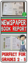 4th grade book report sample best 10 book report templates ideas on pinterest free reading newspaper book report fiction non fiction book report newspaper