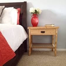 Mission Style Nightstand How To Build A Simple Diy Mission Style End Table