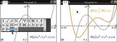 how to graph antiderivatives on the ti nspire dummies