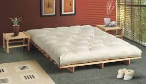 size futon futon king size fabriquer lit vasp