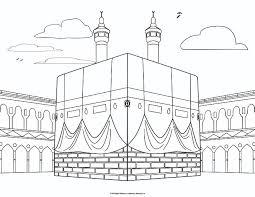 al isra wal miraj coloring page islamic studies pinterest