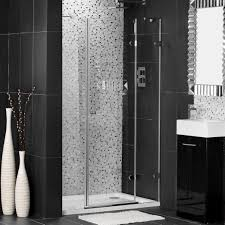 bathroom tiles black and white ideas modernower tile room ideas doors glass design white bench bathroom