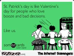 St Patricks Day Memes - st patricks day humor premium irish nonsense pmslweb