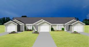 multi family house plans triplex duplex plans house plans and apartment plans plansource inc