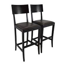 dining chairs crate and barrel dining table craigslist crate and