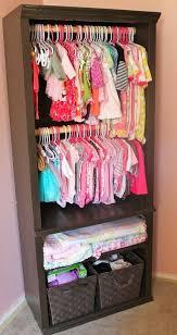 How To Build Closet Shelves Clothes Rods by Best 25 Baby Closet Storage Ideas On Pinterest Nursery Closet