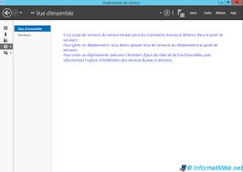 service bureau à distance windows server 2012 tse remoteapp sur plusieurs serveurs grâce
