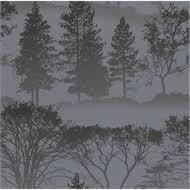 graham u0026 brown mirage paste the wall charcoal wallpaper at
