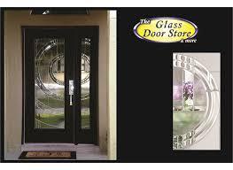 Exterior Glass Door Inserts Best Single Glass Front Doors With Modern Glass Door Inserts For