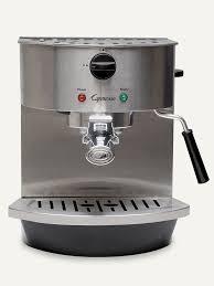 espresso u0026 cappuccino machine ec pro capresso