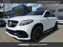 mercedes tysons 2018 mercedes amg gle 63 s 4matic coupe at mercedes