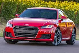 2017 audi tt pricing for sale edmunds