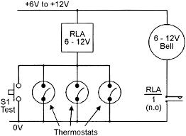 interposing relay wiring diagram relay switch diagram