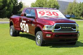 ram 3500 steals torque crown from ford claims best in class fifth