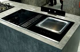 Gas Cooktop With Downdraft Vent The Next Big Trend In Kitchen Design Downdraft Ventilation
