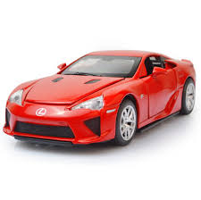 lexus lfa red lexus lfa diecast cars promotion shop for promotional lexus lfa