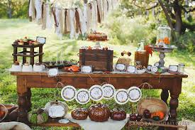Baby Shower Table Ideas Baby Shower Ideas For Fall Whimsicalfallbaby02 Baby Shower Diy