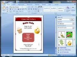 Best Program To Design Business Cards How To Make A Flyer Using Microsoft Word Youtube