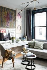 office in the living room 10 perfect living room home office nooks short on space but not