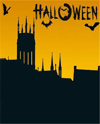 halloween photography background online store black city shadow backdrop background 5x7 halloween