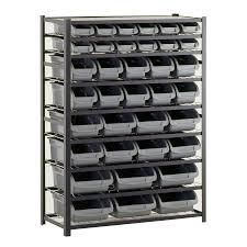 Free Standing Bookshelves Shop Freestanding Shelving Units At Lowes Com