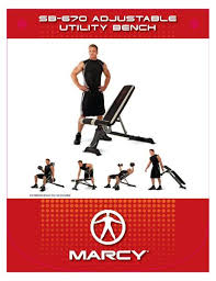 Bowflex Selecttech Adjustable Bench Series 3 1 Marcy Sb670 Adjustable Utility Bench Review